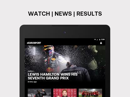 Eurosport Sports News Results amp Scores v7.10.3 screenshots 12