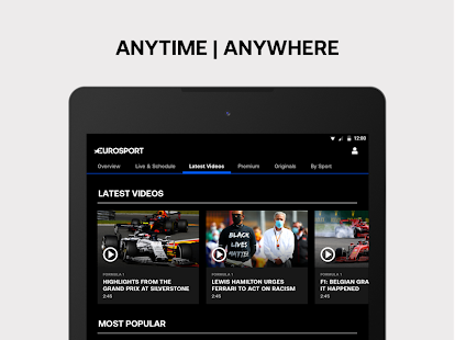 Eurosport Sports News Results amp Scores v7.10.3 screenshots 14