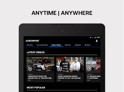 Eurosport Sports News Results amp Scores v7.10.3 screenshots 9