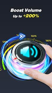 Extra Volume Booster – loud sound speaker v4.2.2 screenshots 2