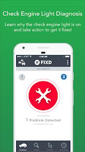 FIXD – Vehicle Health Monitor v7.27.4 screenshots 1
