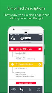 FIXD – Vehicle Health Monitor v7.27.4 screenshots 2
