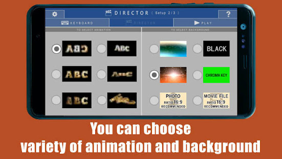 FLYING LOGO BUILDER – 3d Intro Movie Maker v4.0.1 screenshots 4
