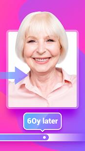 Fantastic Face Aging Prediction Face – gender v2.3.2 screenshots 3
