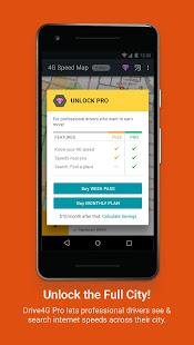 Fastah 4G Finder LTE speed map internet monitor v1.68 screenshots 4