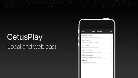 Fire TV Universal Remote Android TV KODI CetusPlay v4.8.8.1 screenshots 2
