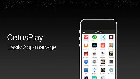 Fire TV Universal Remote Android TV KODI CetusPlay v4.8.8.1 screenshots 3