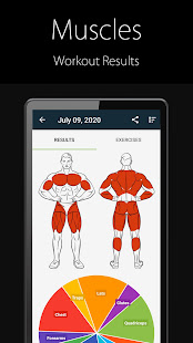 Fitness Trainer FitProSport v4.89 FREE screenshots 2