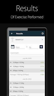 Fitness Trainer FitProSport v4.89 FREE screenshots 5