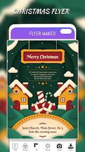 Flyers Posters Ads Page Designer Graphic Maker v4.0 screenshots 11