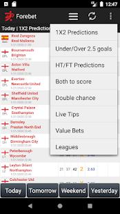 Football Predictions Forebet v1.96 screenshots 2