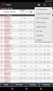 Football Predictions Forebet v1.96 screenshots 6