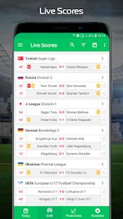 Football.Biz Live Score v2.0.2 screenshots 1