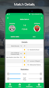 Football.Biz Live Score v2.0.2 screenshots 2