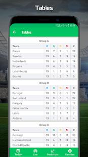Football.Biz Live Score v2.0.2 screenshots 3