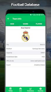 Football.Biz Live Score v2.0.2 screenshots 5