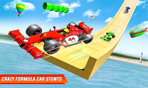 Formula Car Stunts Impossible Tracks Racing Game v29 screenshots 1