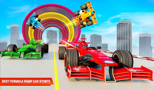 Formula Car Stunts Impossible Tracks Racing Game v29 screenshots 12