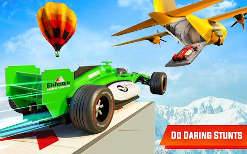 Formula Car Stunts Impossible Tracks Racing Game v29 screenshots 17