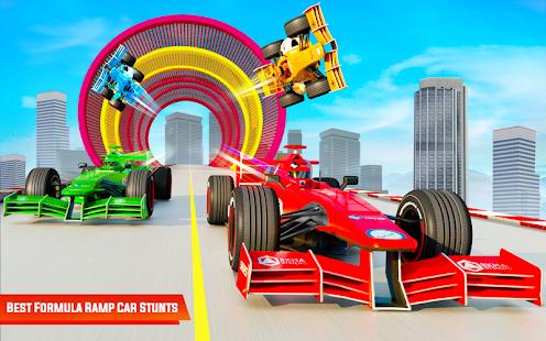 Formula Car Stunts Impossible Tracks Racing Game v29 screenshots 18