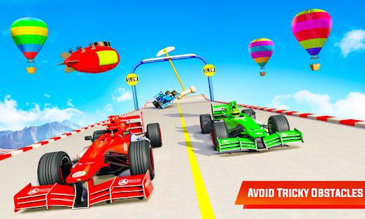 Formula Car Stunts Impossible Tracks Racing Game v29 screenshots 4
