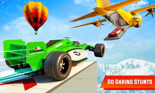 Formula Car Stunts Impossible Tracks Racing Game v29 screenshots 5