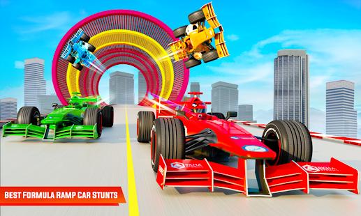 Formula Car Stunts Impossible Tracks Racing Game v29 screenshots 6
