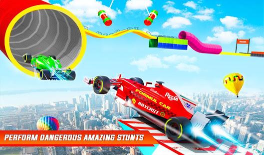 Formula Car Stunts Impossible Tracks Racing Game v29 screenshots 8