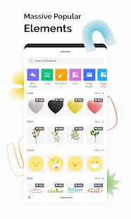 Fotor Photo Editor – Design Maker amp Photo Collage v7.1.2.202 screenshots 5