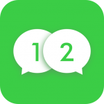 Free Download 2Face: 2 Accounts for 2 whatsapp, dual apps 2.13.19 APK