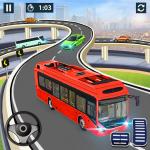 Free Download City Coach Bus Simulator 2021 – PvP Free Bus Games  APK