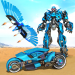 Free Download Flying Police Robot Hero Games 30 APK