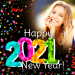 Free Download Happy New Year Photo Frame 2021 photo editor 2.2 APK