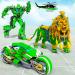 Free Download Lion Robot Game Bike Robot War 2.2 APK