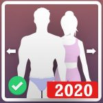 Free Download Weight gain: diet and exercises in 30 days 2.0 APK