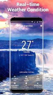 Free Weather Forecast App Widget v16.6.0.6365_50186 screenshots 3