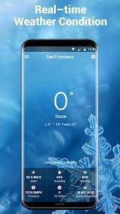 Free Weather Forecast App Widget v16.6.0.6365_50186 screenshots 4