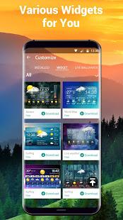 Free Weather Forecast App Widget v16.6.0.6365_50186 screenshots 6