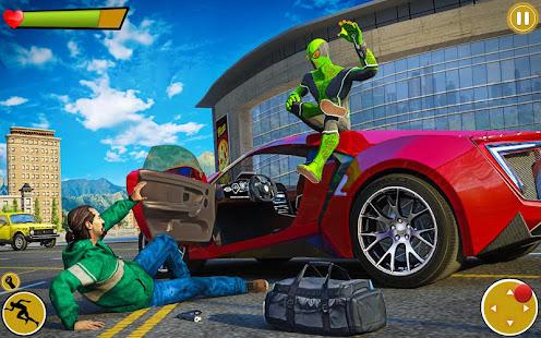 Frog Ninja Hero Gangster Vegas Superhero Games v1.2 screenshots 17
