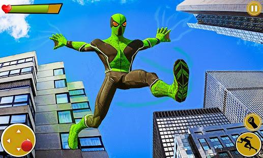 Frog Ninja Hero Gangster Vegas Superhero Games v1.2 screenshots 2