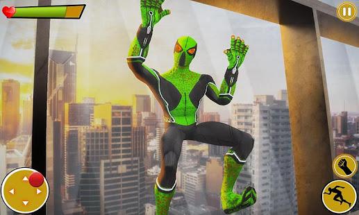 Frog Ninja Hero Gangster Vegas Superhero Games v1.2 screenshots 6