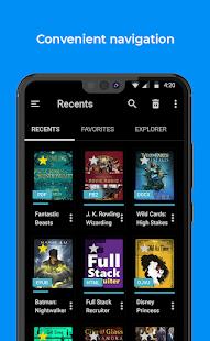 FullReader e-book reader v4.3 screenshots 1