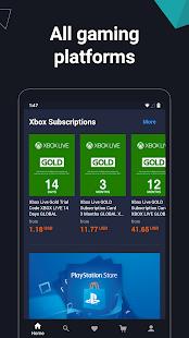 G2A – Games Gift Cards amp More v3.5.4 screenshots 2
