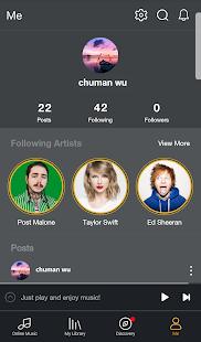 GO Music Player Plus – Free Music Radio MP3 v2.4.4 screenshots 6