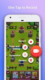GO Recorder Screen Recorder Video Editor v2.00 screenshots 1