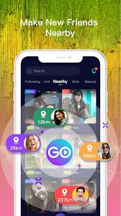 GOGO LIVE – Go Live Stream amp Live Video Chat v3.3.7-2021081000 screenshots 6