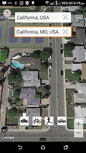 GPS Map Free v4.6.0-tk04 screenshots 5