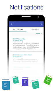 GST Connect – Rate amp HSN Finder GST Act amp Rules v19.1 screenshots 2