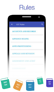 GST Connect – Rate amp HSN Finder GST Act amp Rules v19.1 screenshots 3