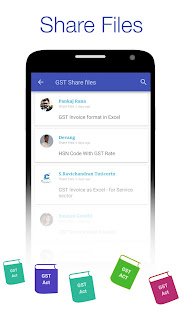 GST Connect – Rate amp HSN Finder GST Act amp Rules v19.1 screenshots 4